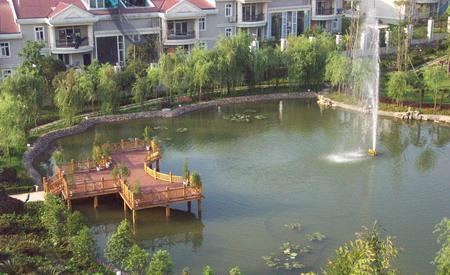 篇 案例经典 重庆园林景观设计公司,重庆绿城园林景观设计公司,